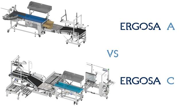Ergosa A VS Ergosa C - 3-2